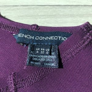 French Connection Dresses - French Connection NWOT Bodycon Dress 0